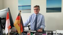 Indonesien Diplomatie l Deutscher Botschafter Peter Schoof