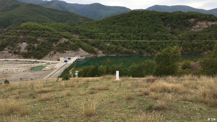 Albanien   Wasserwerk   Librazd