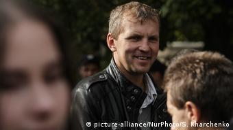 Игорь Мазур (фото из архива)