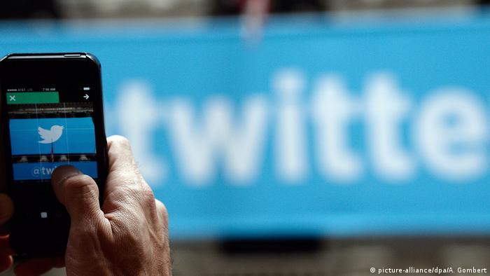 Twitter (picture-alliance/dpa/A. Gombert)