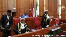 Nigeria Politik l Senat