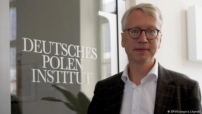 Szef Niemieckiego Instytutu Spraw Polskich (DPI) Peter Oliver Loew