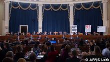 USA Impeachment öffentliche Anhörung