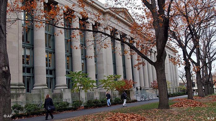 Universität Harvard Flash-Galerie (AP)