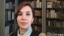 Lehrerporträt Shokhista aus Usbekistan
