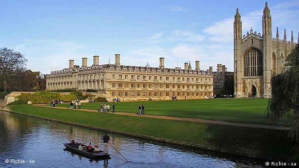 Universität Cambridge Flash-Galerie