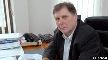 Nord-Mazedonien Journalist Erol Rizaov