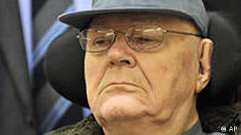 Deutschland NS-Zeit Prozess John Demjanjuk in München