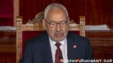 Tunesien Parlamentssitzung