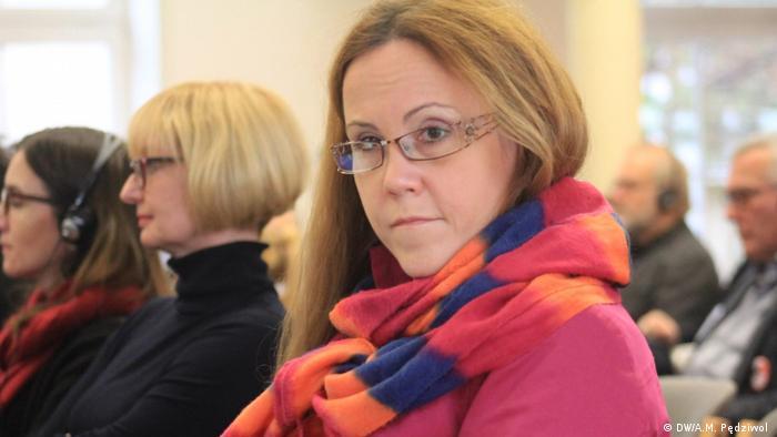 Agnieszka Łada z Instytutu Spraw Publicznych w Warszawie