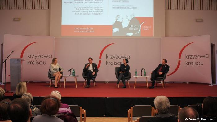 Polen Kreisau Konferenz 30 Jahre deutsch-polnische Versöhnung