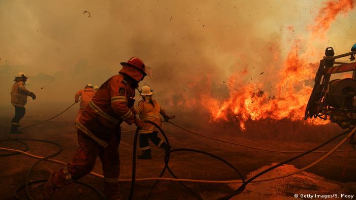Bushfires, Australia