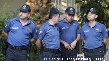 Türkei Symbolbild Polizei