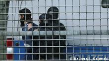 Deutschland mutmaßlicher IS Terrorist Gericht in Frankfurt