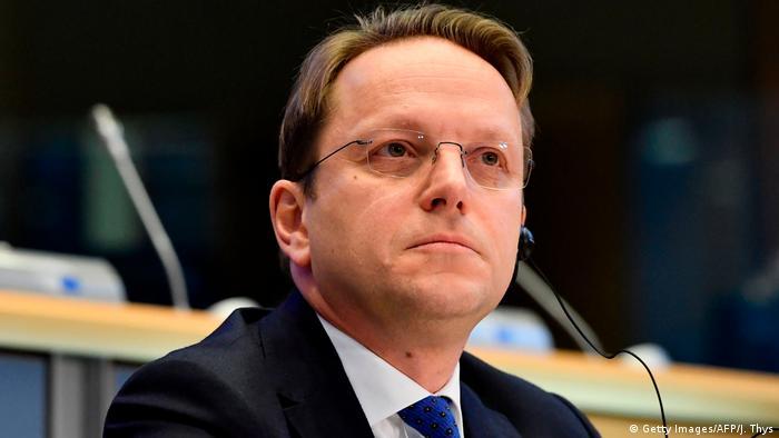 Belgien l Europaparlament befragt Ersatzkandidaten für von der Leyens EU-Kommission - Oliver Varhelyi