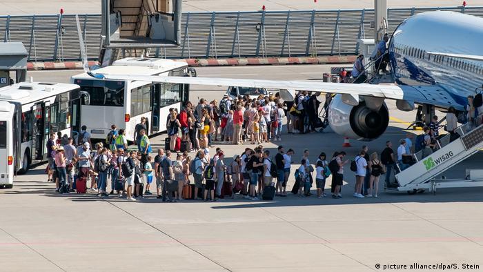 У Німеччині зменшилася кількість авіапасажирів у 2019 році