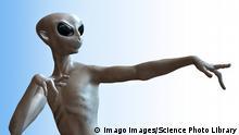 Symbolbild Aliens