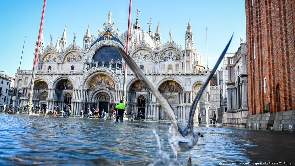 Venecia y la marea de turistas - Deutsche Welle