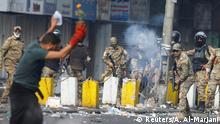 Bagdad Irak Proteste
