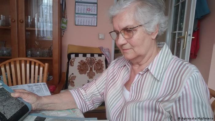 Lidia Maksymowicz, jedna z ofiar doktora Mengele