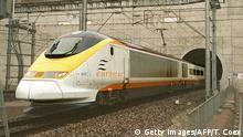 BG Eurotunnel | Erster Eurostar 1994