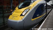 BG Eurotunnel | Neuer Eurostar 2014