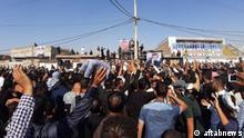 Unruhe in Ahwaz