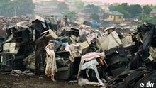 DW Eco Africa | Recycling electronic waste in Nigeria