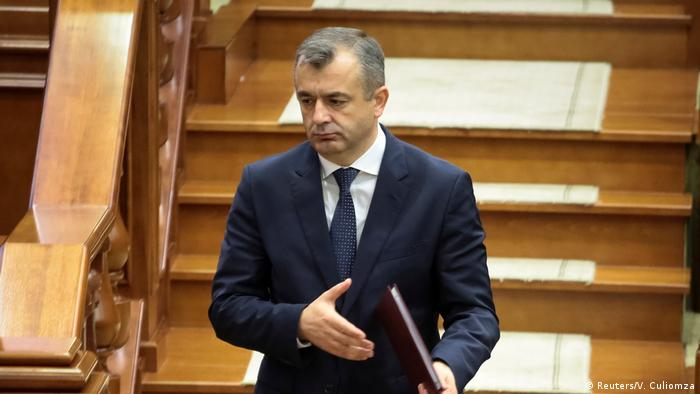 Новий прем'єр Молдови Іон Кіку