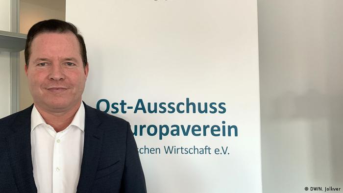 Председатель Восточного комитета немецкой экономики Оливер Хермес