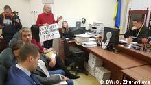 Ukraine Kiew Prozess Absetzung Bürgermeister Vitali Klitschko