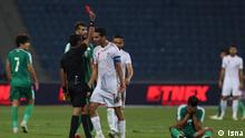 Fußball WM-Qualifikation Irak - Iran