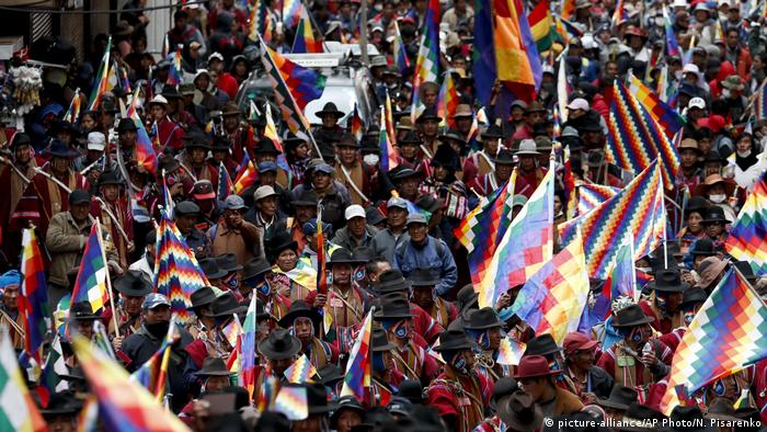 Bolivian protests