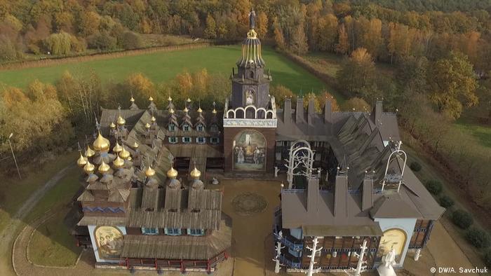 Glockenpalast Michail Gorbatschow