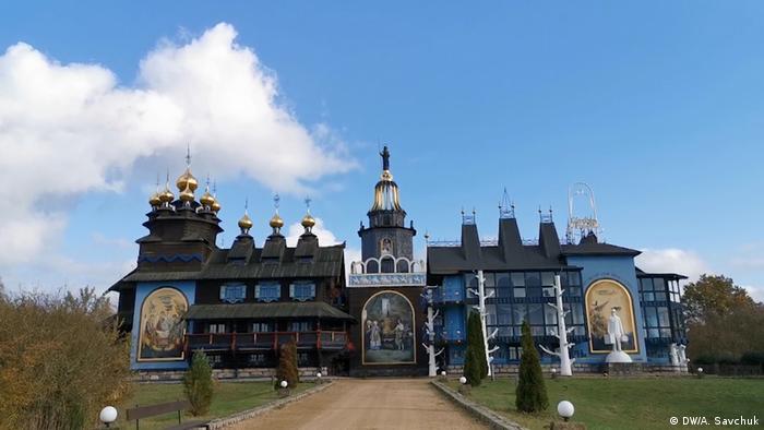 Дворец колоколов (Glockenpalast) в Гифхорне
