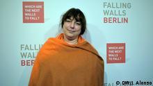 14.11. 2019+++Tania Bruguera im 'Falling Walls' Konferenz, Berlin © DW/Judit Alonso