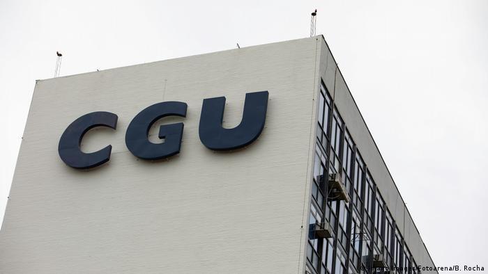 Sede da Controladoria Geral da União, em Brasília