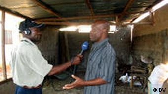 Mozambique Landwirtschaft Hühnerzucht