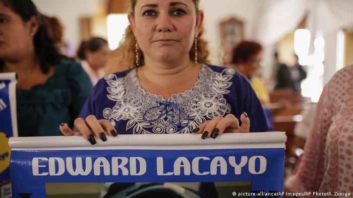 Nicaragua Hungerstreik