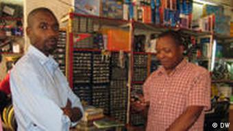 Mozambique Gemischtwarenladen