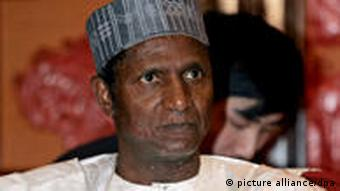 Umaru Yar'Adua (Bild: dpa)