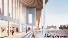 Berlin | Museum der Moderne | Museum des 20. Jahrhunderts am Kulturforum Entwürfe