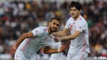 Fußball | WM-Qualifikation | Irak vs- Iran