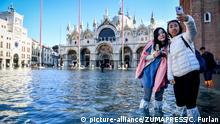 BG Extreme Wetter | Flut in Venedig