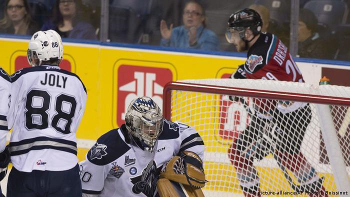 Quebec Memorial Cup hockey tournament Leon Draisaitl