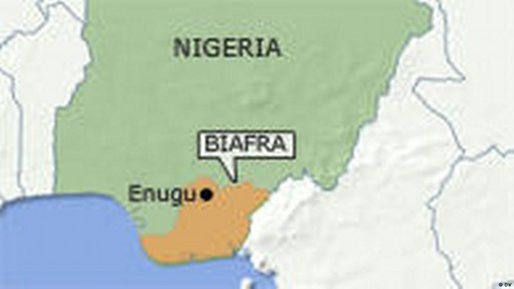 Biafra War anniversary highlights Nigeria's uncertain future