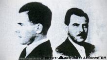 Josef Mengele SS Offizier Kriegsverbrecher