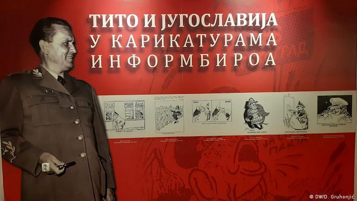 Tito i Jugoslavija u karikaturama Informbiroa