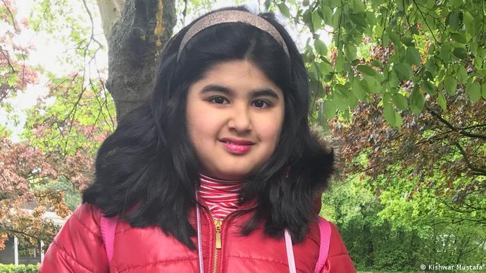 30 Jahre Kinderrechte Konvention Sakina (Kishwar Mustafa)