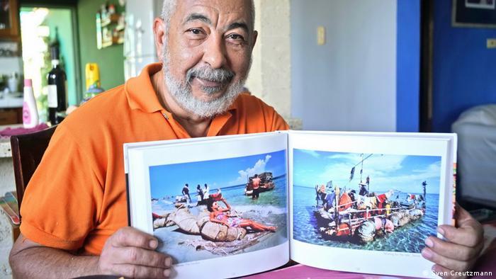 La Habana de Leonardo Padura, reflejada también en las fotos de Sven Creutzmann.